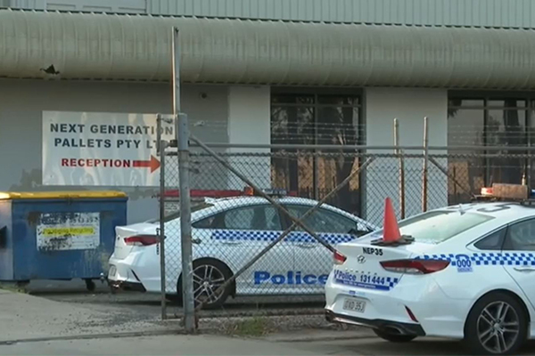 Article image for Factory worker killed in one of three workplace accidents across Sydney