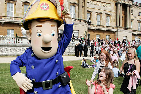 Article image for PC brigade gets Fireman Sam axed for not being 'inclusive'