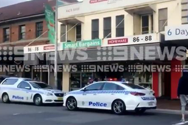 Article image for Huge police operation shut streets in Sydney's North Shore