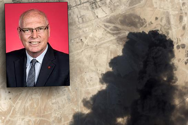 Article image for 'This is not World War III': Jim Molan urges calm over Middle East oil conflict