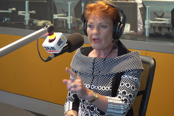'It's disgraceful': Pauline Hanson attacks the government's 'sheer arrogance'