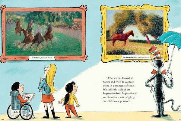 Long-lost Dr. Seuss book brought to life by Aussie artist