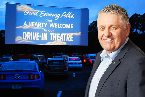 This hilarious 'how I met my husband' story had Ray Hadley in stitches