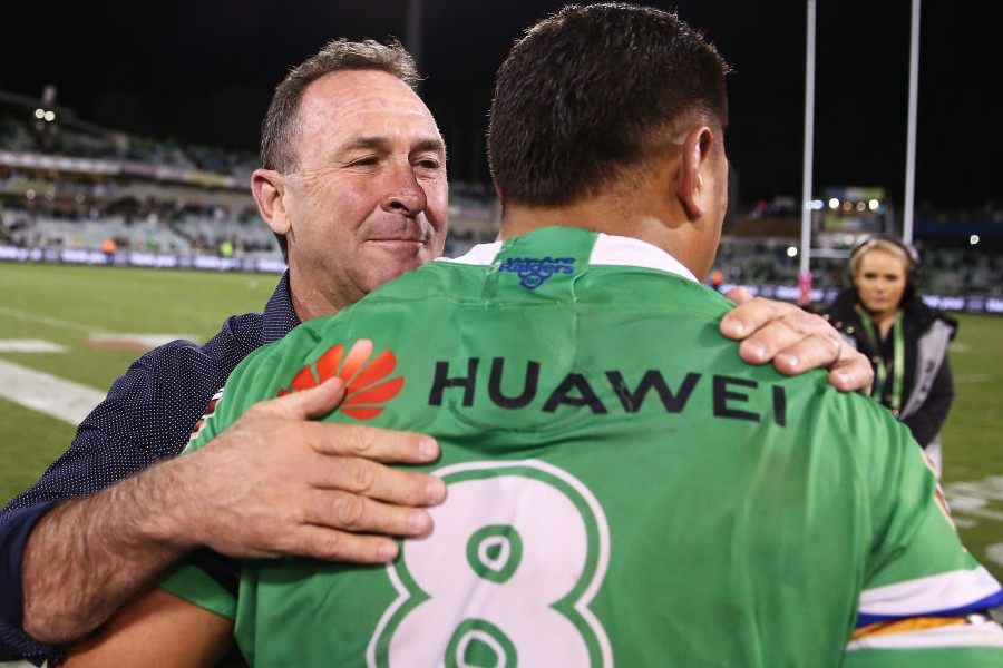 Ricky Stuart believes Josh Papalii is the best player in the competition