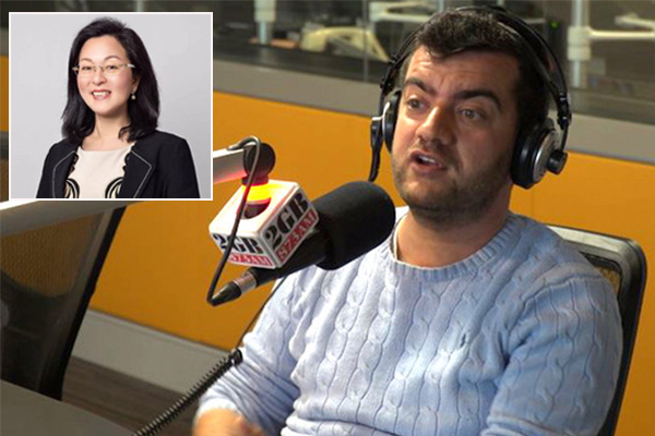 Article image for Sam Dastyari calls on Gladys Liu to be 'held to the same standard' as him