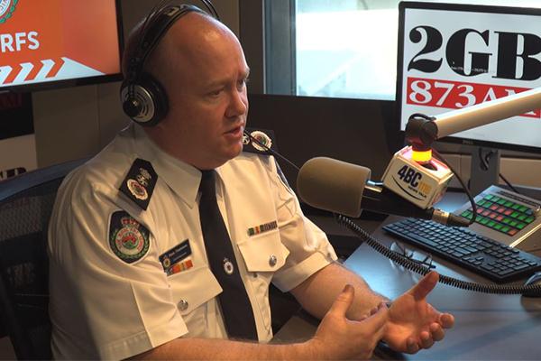 'Not just the bushfires': Shane Fitzsimmons urges disaster-stricken communities to seek help