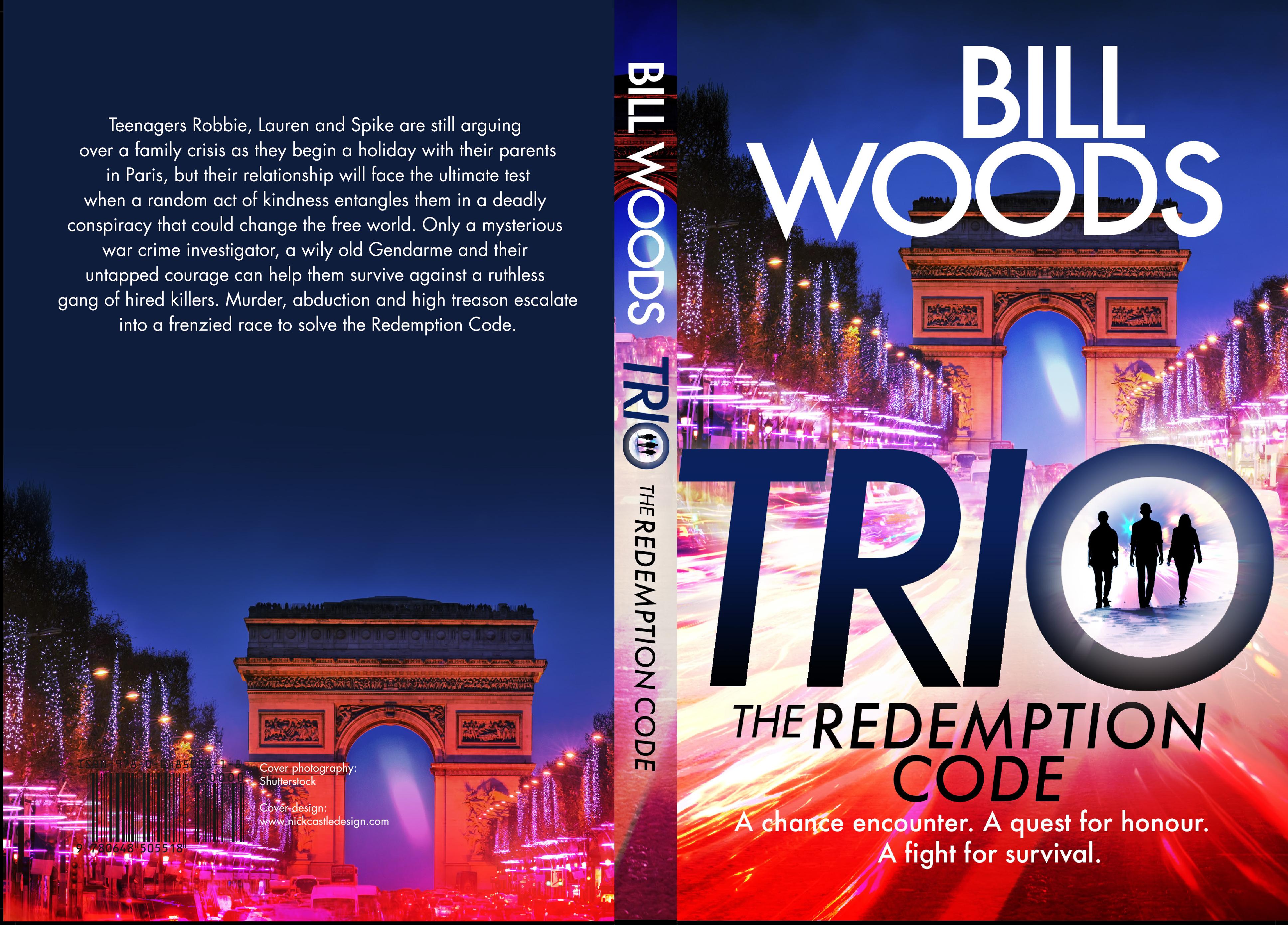 TV, Radio, Author: Renaissance man Bill Woods