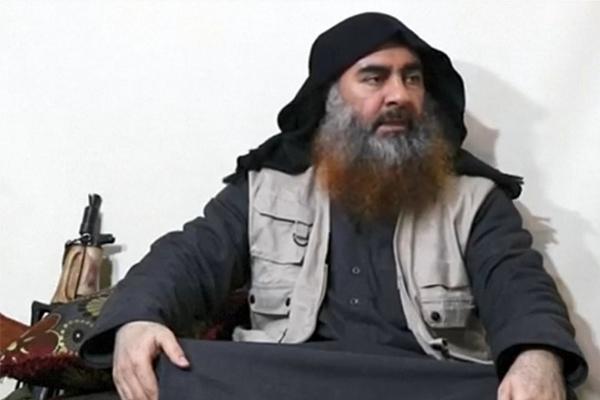 Islamic State leader killed in US raid