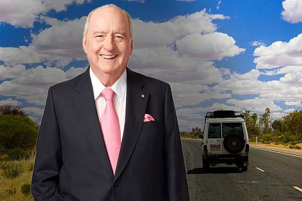 'I wish I could join you!': The 'brilliant' plan drawing Alan Jones' praise