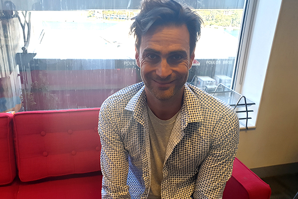 Former Home and Away star opens up on his mental health struggle