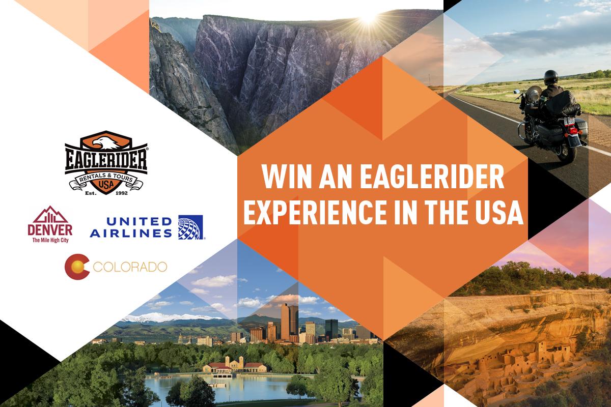 Article image for Travel Blog: Riding an EagleRider through Colorado