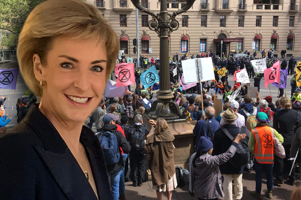 'The answer is yes': Minister says climate protesters can be stripped of welfare