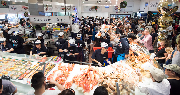 Article image for Why does Australia import so much seafood?