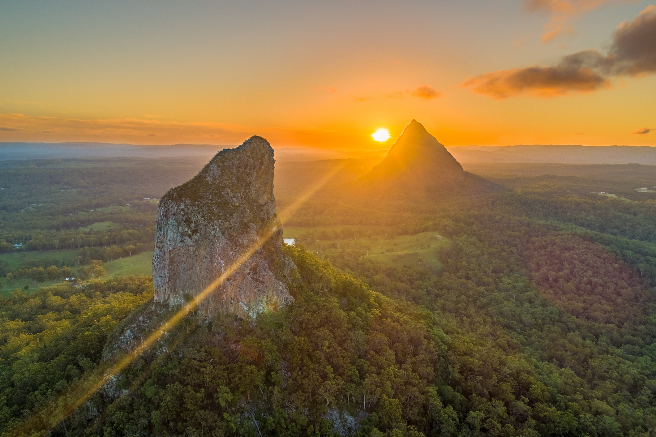 Article image for Calls to close another national landmark to climbers