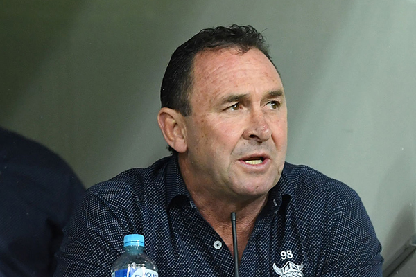 Ricky Stuart watching for mental health 'red flags'