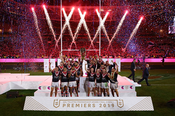 Article image for Roosters beat Raiders in controversial NRL Grand Final