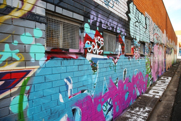 Article image for Graffiti Removal Day October 27th