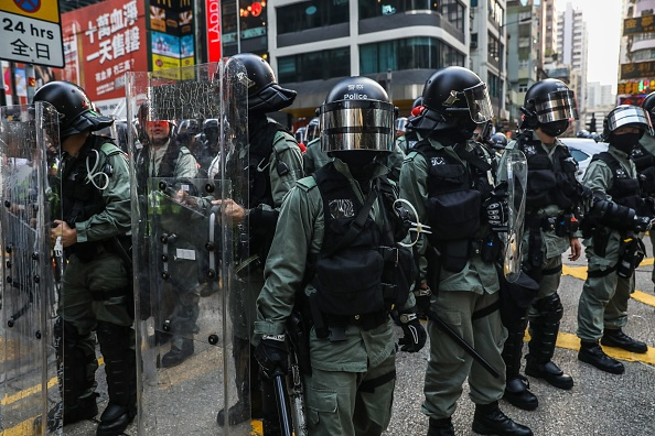 Article image for Hong Kong protest leader urges Australia to send HK a message