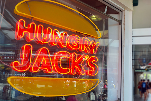 Hungry Jack's founder takes the 'cow' out of Cowin
