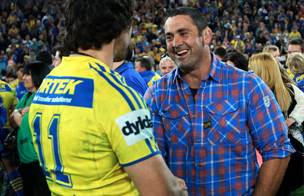 Article image for Retired NRL star facing the biggest hit of his life