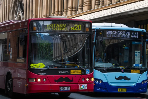Article image for Commuter concern as government shakes up Sydney buses