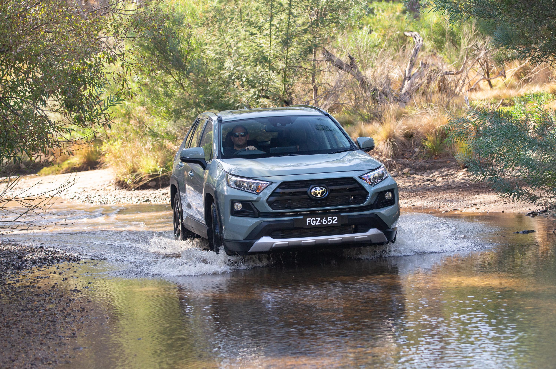 Toyota new RAV 4 Hybrid raises the bar