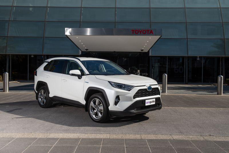 Toyota Rav 4 - 3