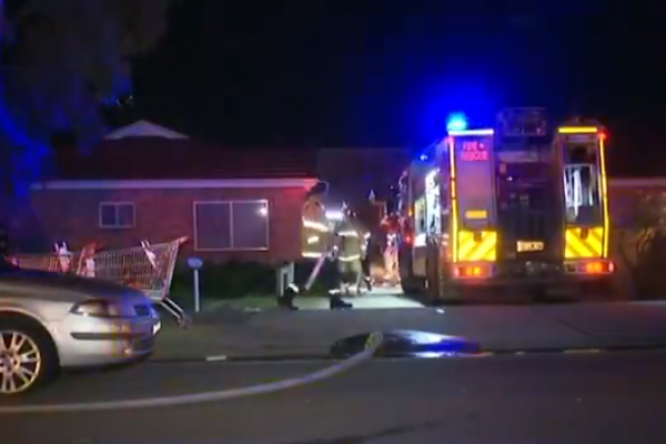 Article image for Body found after house fire extinguished at Mount Druitt