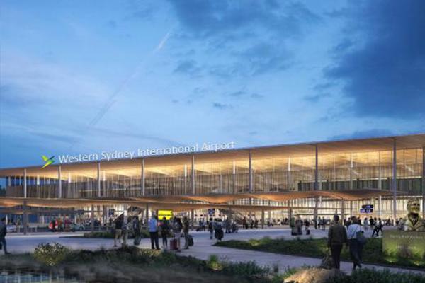Western Sydney International Airport designs unveiled
