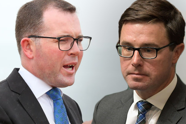 NSW Agriculture Minister launches scathing attack on his federal counterpart
