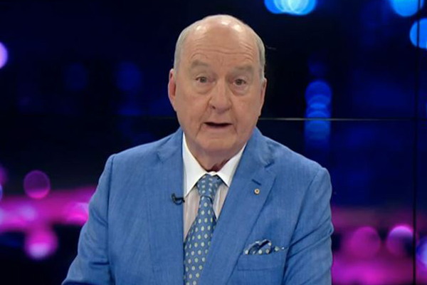 'I don't apologise': Alan Jones explains why he teared-up on air