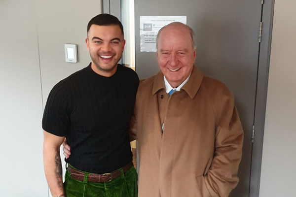 Article image for Guy Sebastian opens up about the tragic story behind his new single