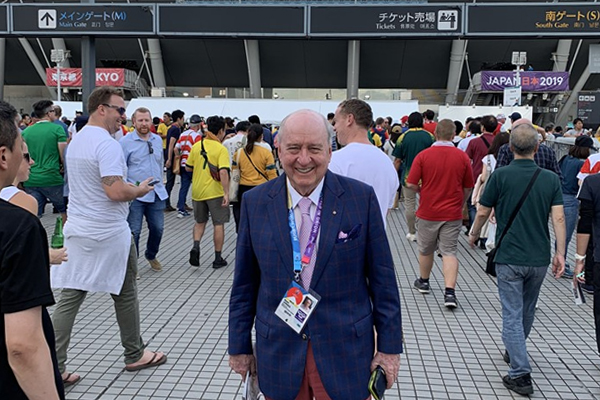 Alan Jones expecting Tokyo 2020 to be 'one of the great Olympic Games'