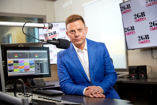 'I won't be changing': Ben Fordham hits back against Guardian 'spray'