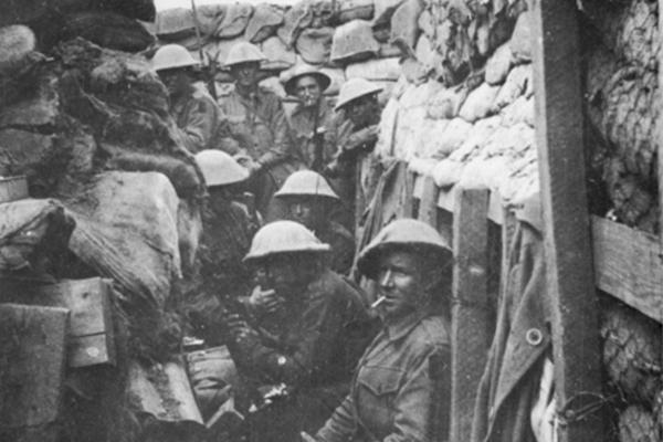 Article image for Alan Jones praises Sydney schoolgirls' tribute to WWI soldiers