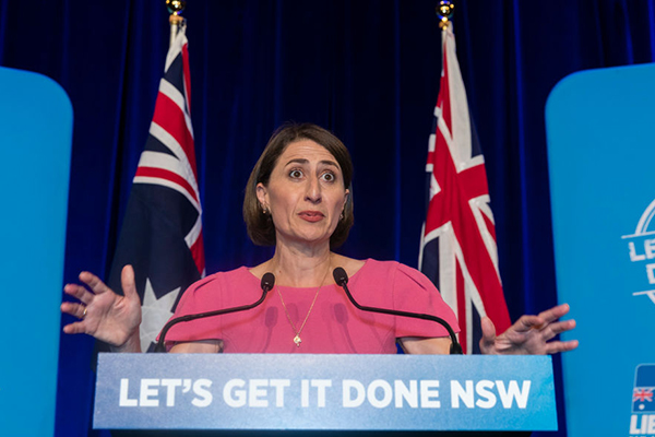 'That's exactly what she did': Gladys Berejiklian accused of lying