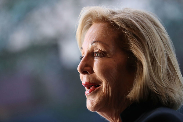 Ita Buttrose calls for 'ethnically diverse' ABC