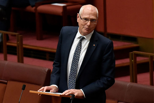 Senator Jim Molan pulls out of the race for Eden-Monaro