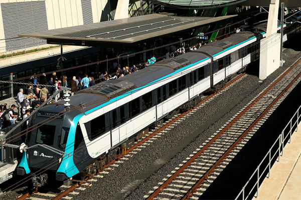 Article image for 'We expected them to perform better': Sydney Metro operator put on notice