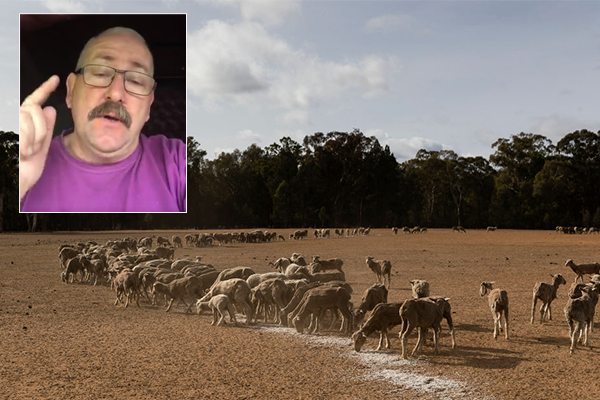 Generous truckie hatches plan to help our farmers