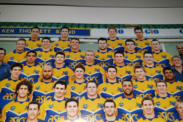 THROWBACK | 2002 Parramatta reserve grade team
