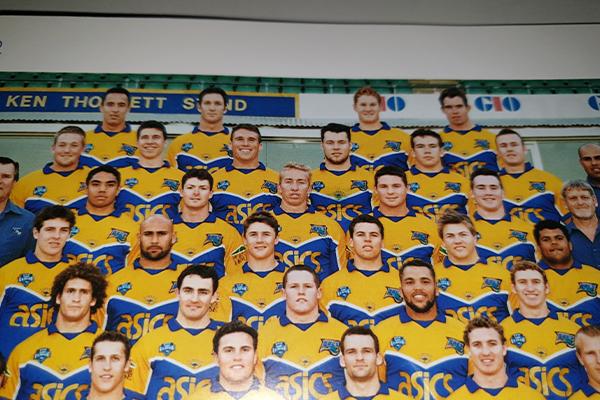 Article image for THROWBACK | 2002 Parramatta reserve grade team