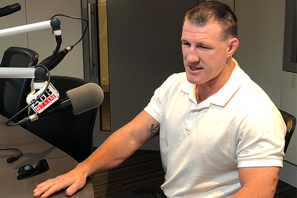 'Are we playing under-6s?': Paul Gallen fires up over scrum experiment