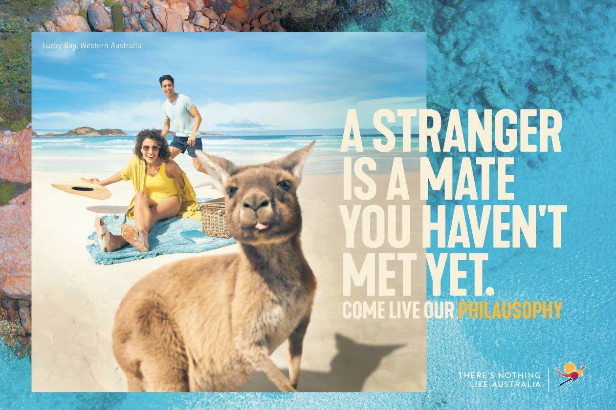 Article image for 'PhilAUSophy': Tourism Australia's $38 million 'bungle'