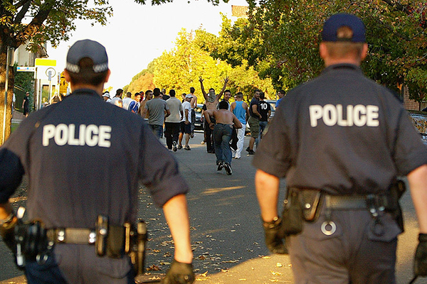 Mandatory blood tests for police attackers under new proposal