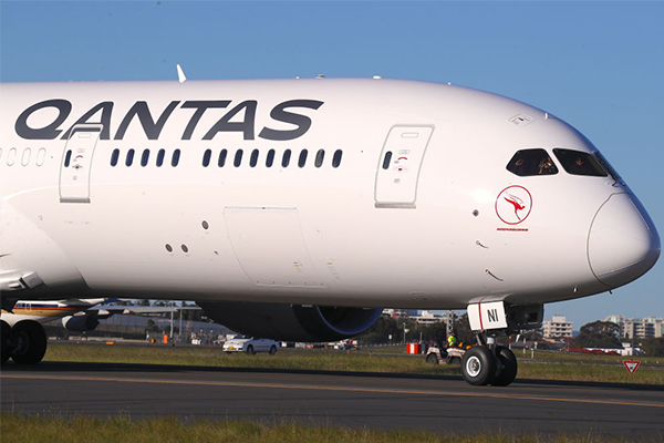 Article image for Qantas urged to take safety 'more seriously' after failing to check planes for cracks
