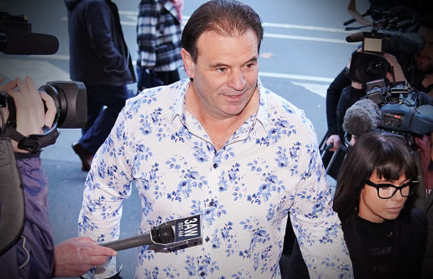 Article image for Setka booted: Union boss kicked out of the Labor party