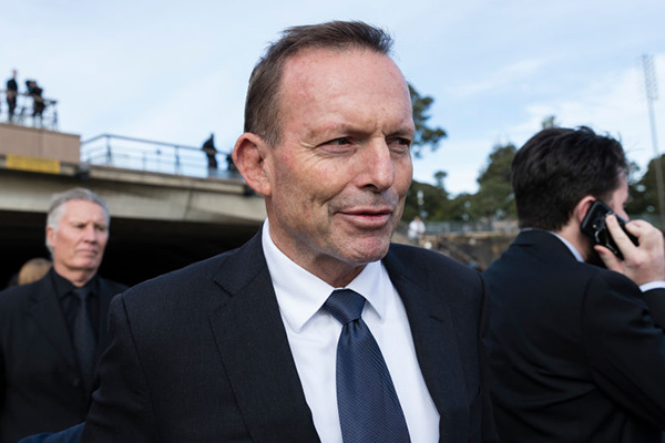 Article image for Tony Abbott joins board of Australian War Memorial