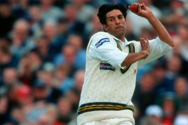 Article image for Wasim Akram left 'baffled' by Pakistan's non-selection