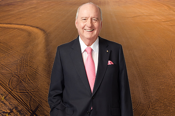 Article image for 'We're going to win this battle': Alan Jones